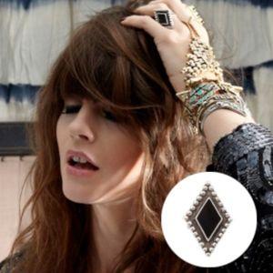 Vanessa Mooney Capulet Ring in SIlver
